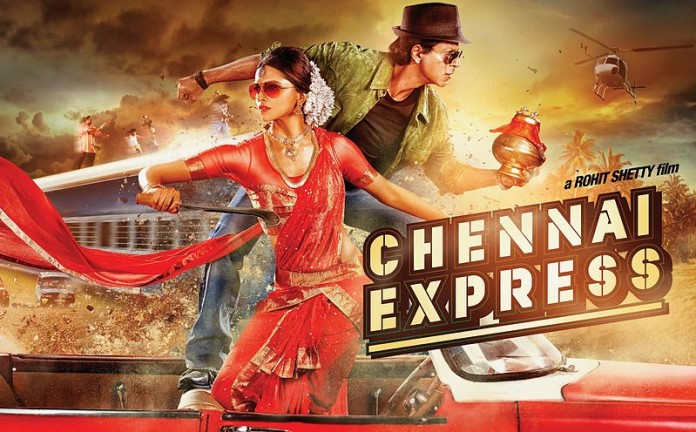 Highest opening week Grosser of Bollywood - Chennai Express at no. 4